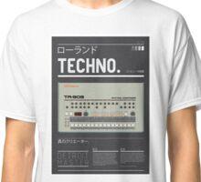 Detroit_909 Classic T-Shirt