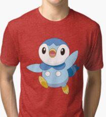 Piplup Tri-blend T-Shirt