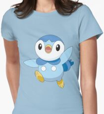 Piplup Womens Fitted T-Shirt