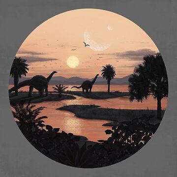 Jurassic Beach by filgouvea