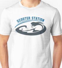 Scooter Diving Club emblem Unisex T-Shirt