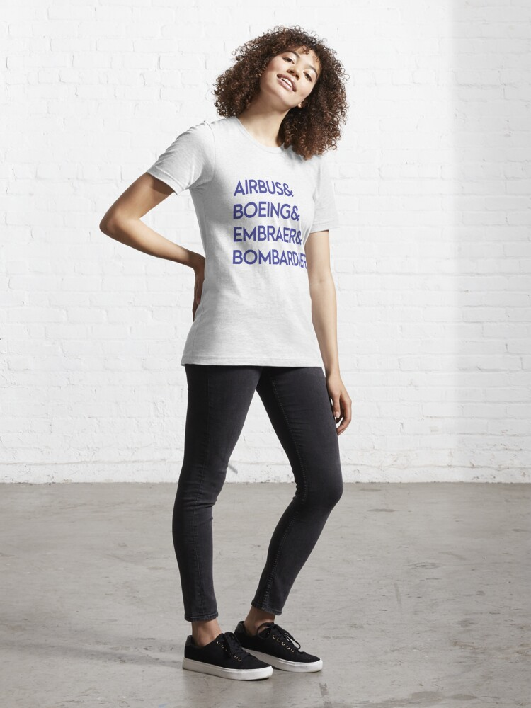 Alternate view of Model 128 - Manufacturers 2.0 Essential T-Shirt