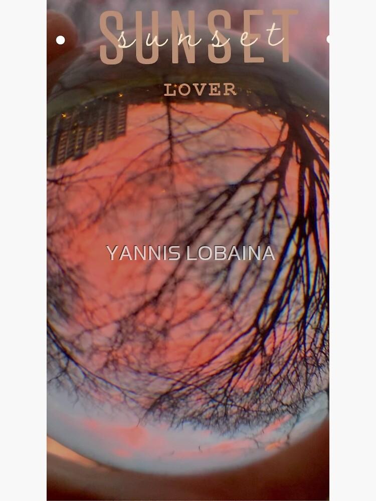 Sunset Lover II  by Yannis Lobaina by lobaina1979