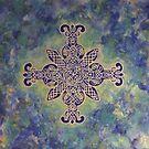 Celtic Cross by Lynne Kells (earthangel)