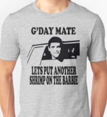Dumb And Dumber - G'day Mate Unisex T-Shirt