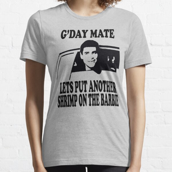 Dumb And Dumber - G'day Mate Essential T-Shirt
