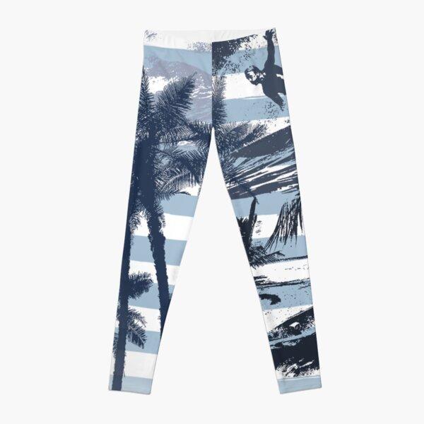 SURF and STRIPES  Leggings