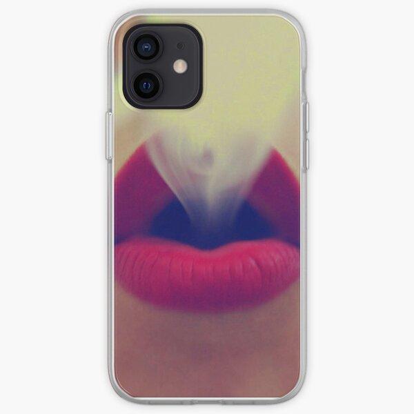 Inhale iPhone Soft Case