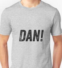 """Alan Partridge """"DAN!"""" Quote T-Shirt"""