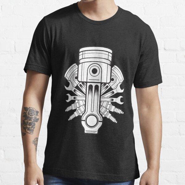 Piston lable Essential T-Shirt
