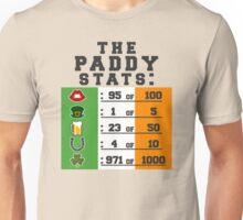 Paddy stats Unisex T-Shirt