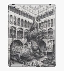 THE BEAST MUST DIE! iPad Case/Skin