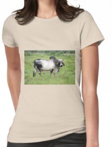 BRAHMAN BULL Womens Fitted T-Shirt