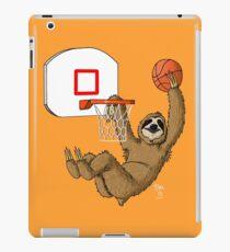Basketballing Sloth iPad Case/Skin