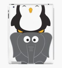 Totem Pole iPad Case/Skin