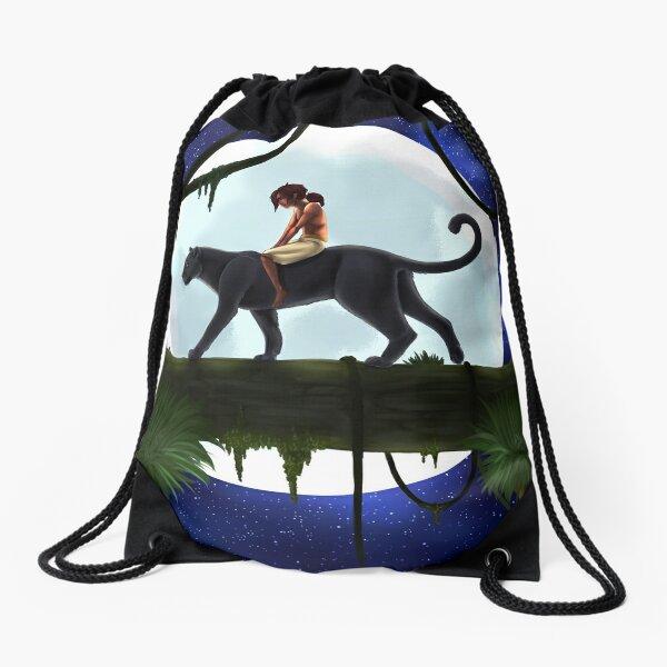 The Jungle Book Drawstring Bag
