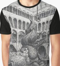THE BEAST MUST DIE! Graphic T-Shirt