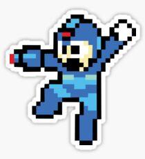 Megaman Sticker