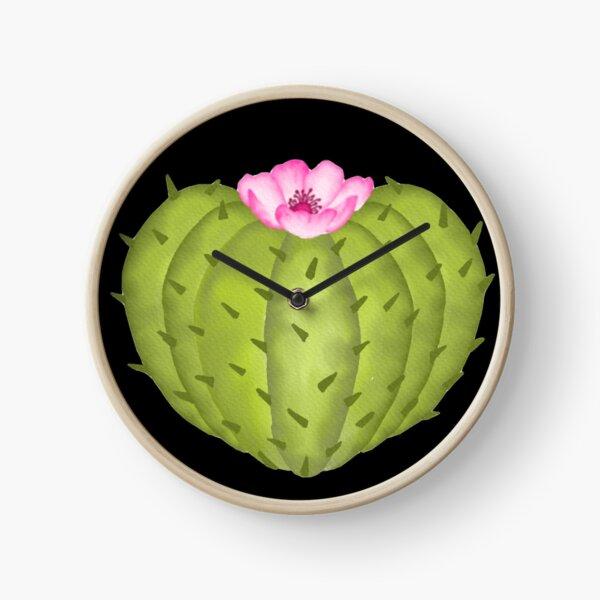 Cactus Lover Clock