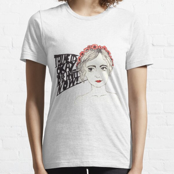 Paramore Tell Me It's Okay Essential T-Shirt