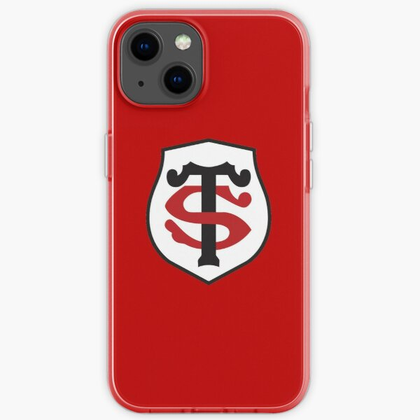 Toulouse stadium - Rugby, French rugby club, sportsman, gift idea iPhone Soft Case