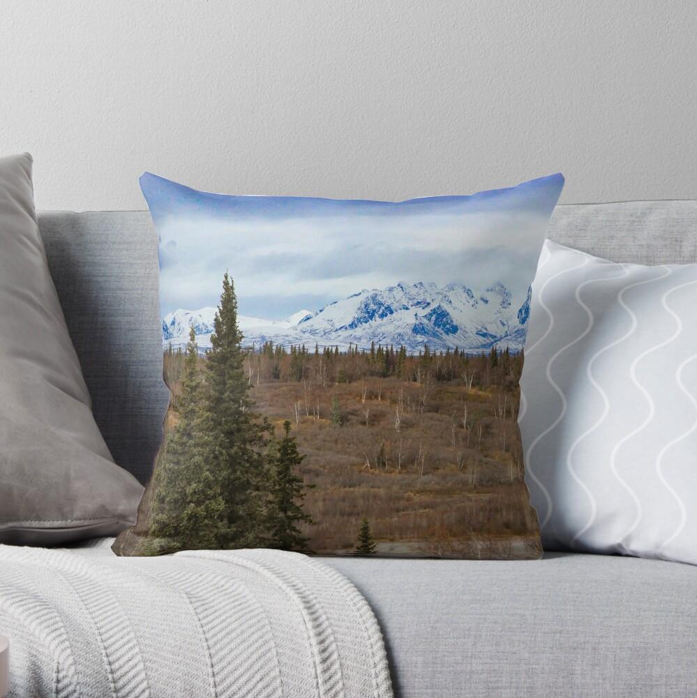 Denali-Gebirge Dekokissen