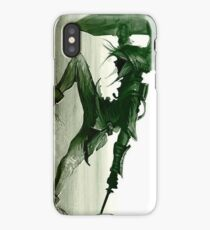 Spin Attack Zelda iPhone Case