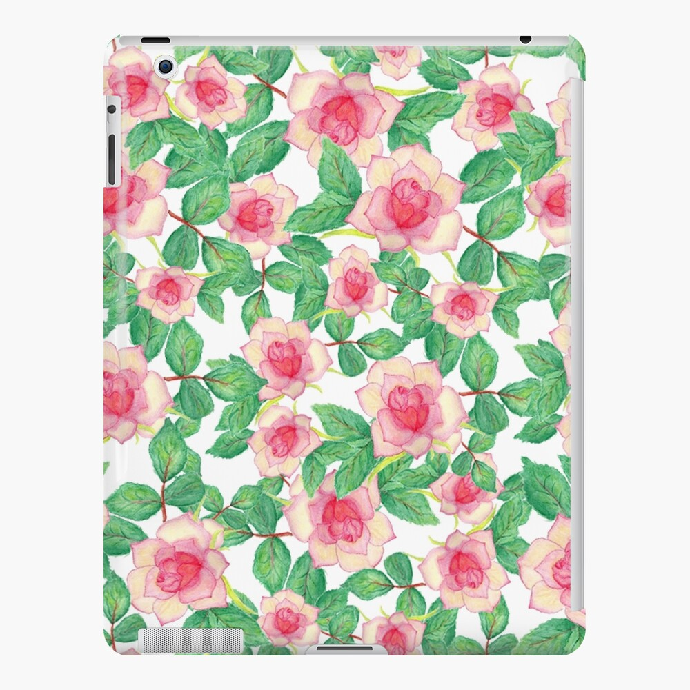 Roses are never enough Funda y vinilo para iPad