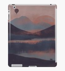 Adrift in the Mountains... iPad Case/Skin