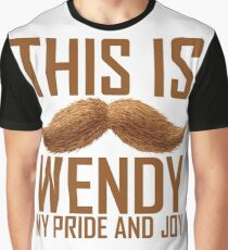 Wendy Graphic T-Shirt