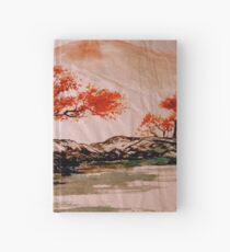 Autumn Water Hardcover Journal