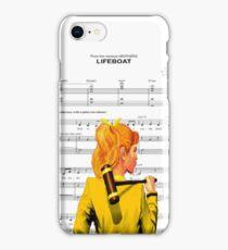 Lifeboat Heathers iPhone Case/Skin