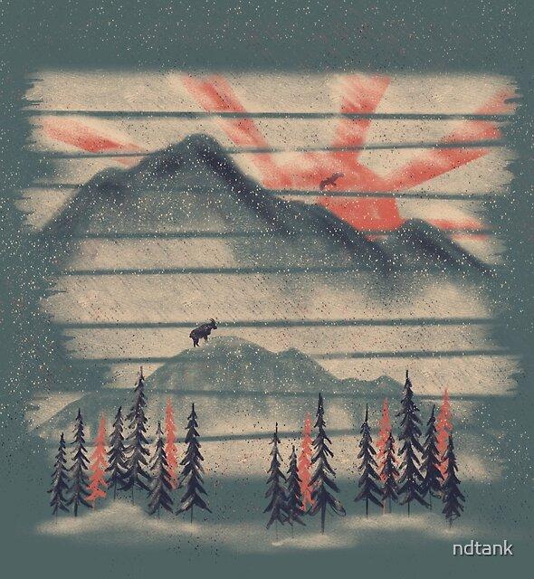 Mountain Goat Drifter... by ndtank