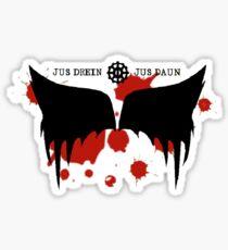 Heda- Jus Drein Jus Daun Sticker