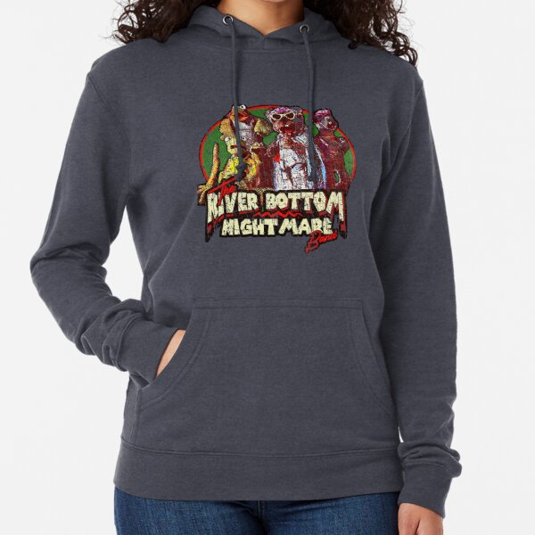 Vintage River Bottom Nightmare Band Lightweight Hoodie