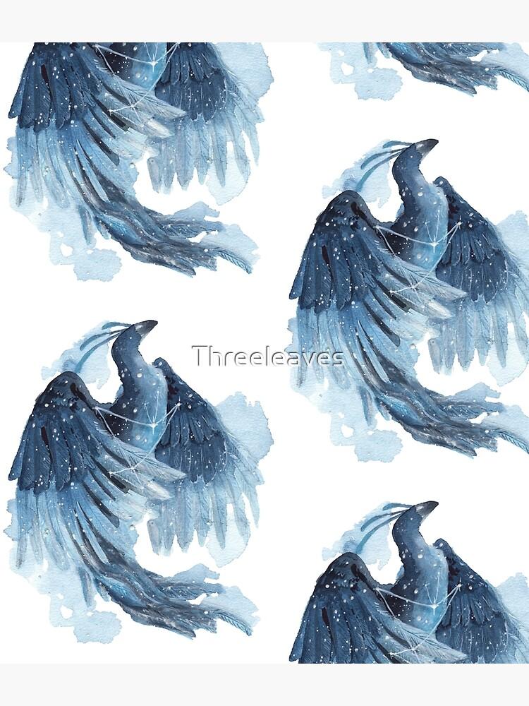 Galaxy Phoenix by Threeleaves