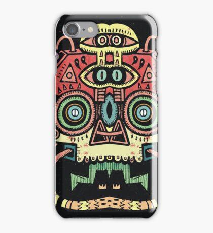 Alien tribe  Coque et skin iPhone
