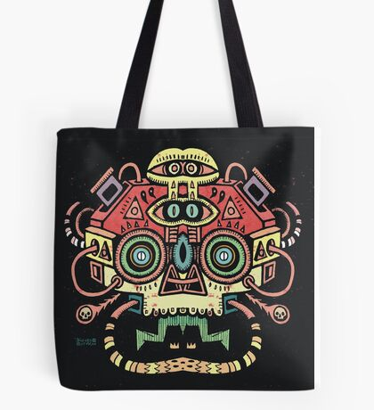 Alien tribe  Tote Bag