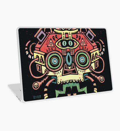 Alien tribe  Laptop Skin