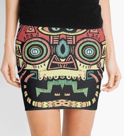 Alien tribe  Mini Skirt