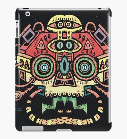 Alien tribe  iPad Case/Skin