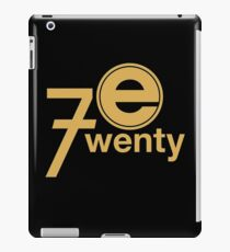 Entertainment 720 iPad Case/Skin