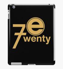 Unterhaltung 720 iPad-Hülle & Klebefolie