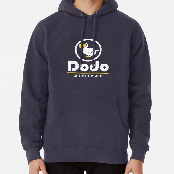 Dodo Airlines Pullover Hoodie