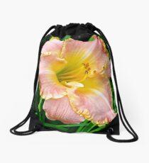 Just Peachy! Drawstring Bag