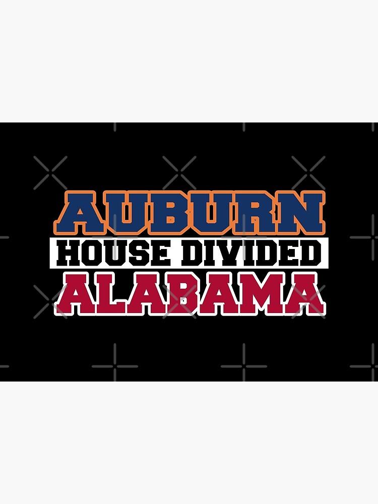 Auburn House Divided Alabama by Mbranco