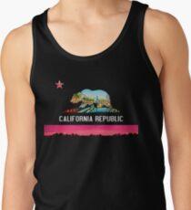 California republic t-shirt Tank Top
