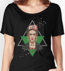 Frida Women's Relaxed Fit T-Shirt