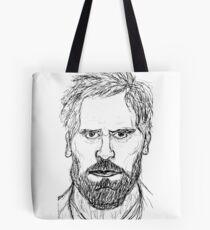 man Tote Bag
