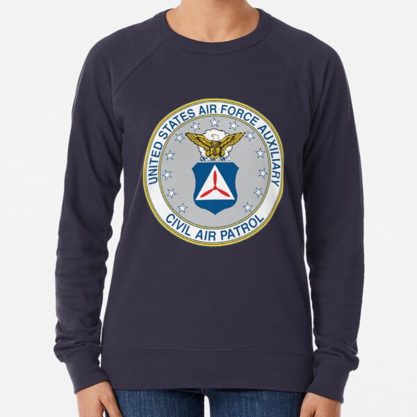 Civil Air Patrol Seal Lightweight Sweatshirt